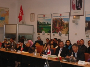 Tunis workshop