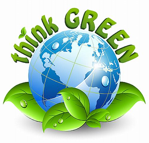 Save Water Grow Green