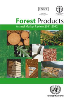 UNECE/FAO FPAMR 2011-2012 cover