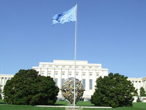 [picture of the Palais des Nations]