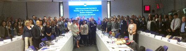 Group of experts on Business Registers (21 - 23 September 2015)