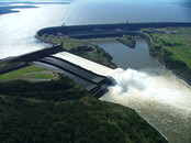 [picture of dam]