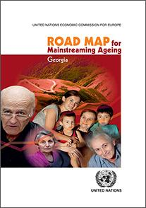 Road Map Georgia