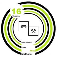 16th Session of the Group of Experts on Coal Mine Methane