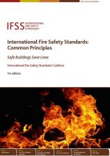 cover of IFSS publication
