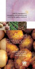cover of publication with photo of seed potatoes on it
